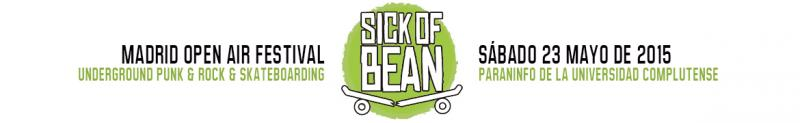 Sick of Bean